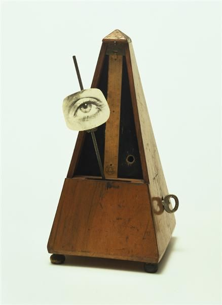 object to be destroyed man ray 1923
