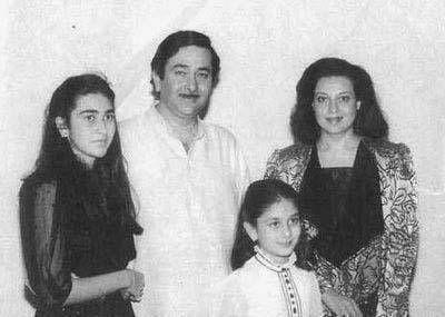 randhir kapoor and babita wedding pictures