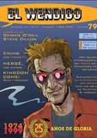 El Wendigo 79 - #comic #magazine #Spain #Asturias #Gijón - Salón del cómic #convention