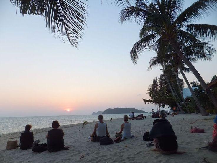 Yoga på paradisøen, Koh Phangan i Thailand | 7. februar - 13. marts 2016 - Yoga og meditation i den vidunderlige natur på Koh Phangan i Thailand appellerer til indre fred og glæde. Vælg selv ud/hjemrejse dato - op til 5 uger!