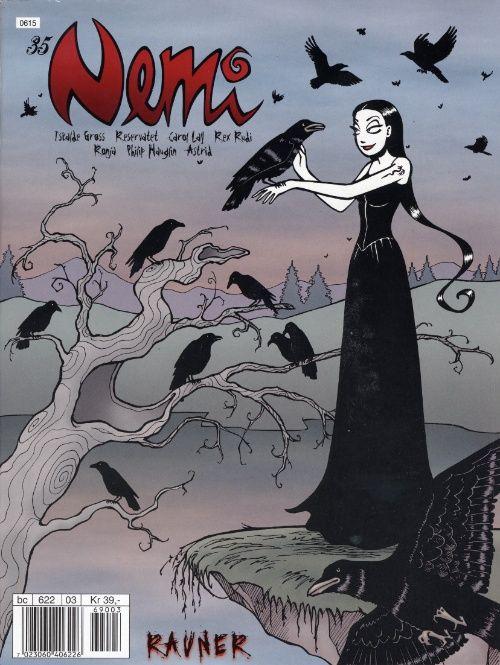 Nemi comic book nr 35