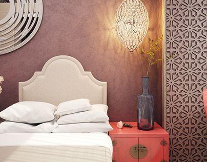 "Check out new work on my @Behance portfolio: ""Спальня для двух девочек в марокканском стиле"" http://be.net/gallery/35673887/spalnja-dlja-dvuh-devochek-v-marokkanskom-stile"