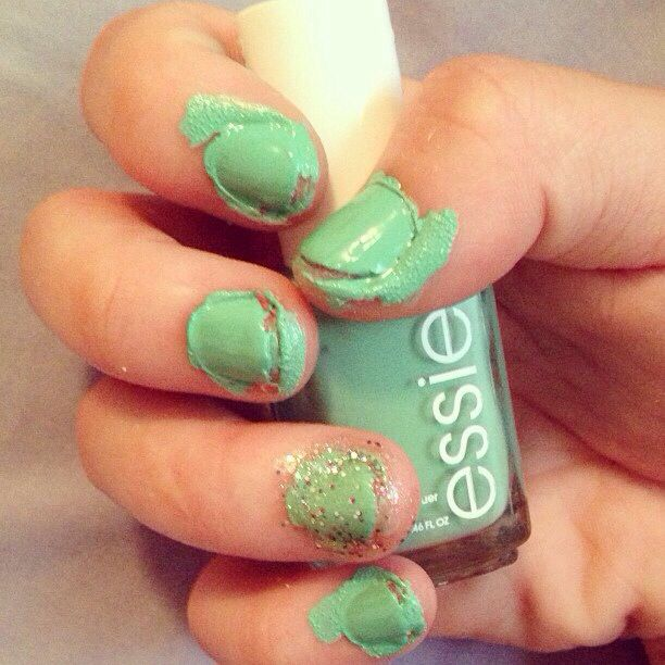 Funny Nail Art: 28 Best Nail Art Fails Images On Pinterest