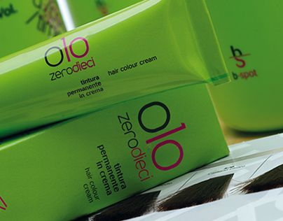 """Check out new work on my @Behance portfolio: """"010  - hair colour cream"""" http://be.net/gallery/49184255/010-hair-colour-cream"""