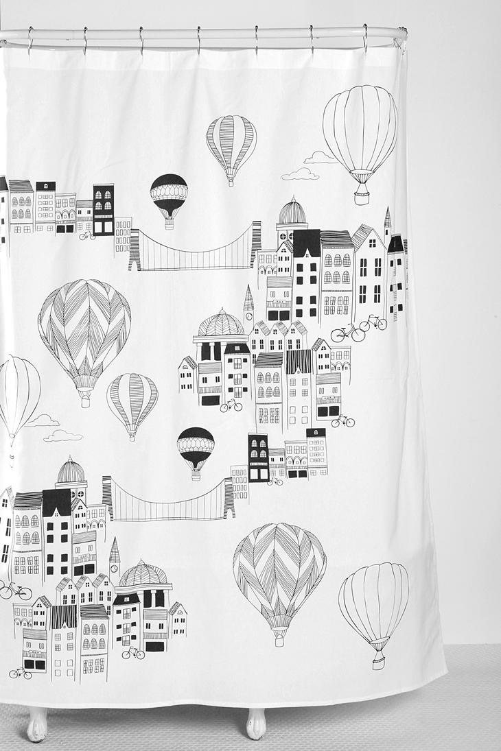 32 best Shower Curtains images on Pinterest   Bathroom ideas ...
