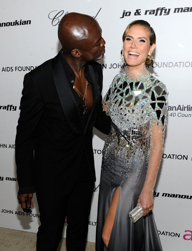 Pin for Later: The Most Shocking Celebrity Breakups Ever Heidi Klum and Seal