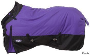 Horse blankets, love the purple!!