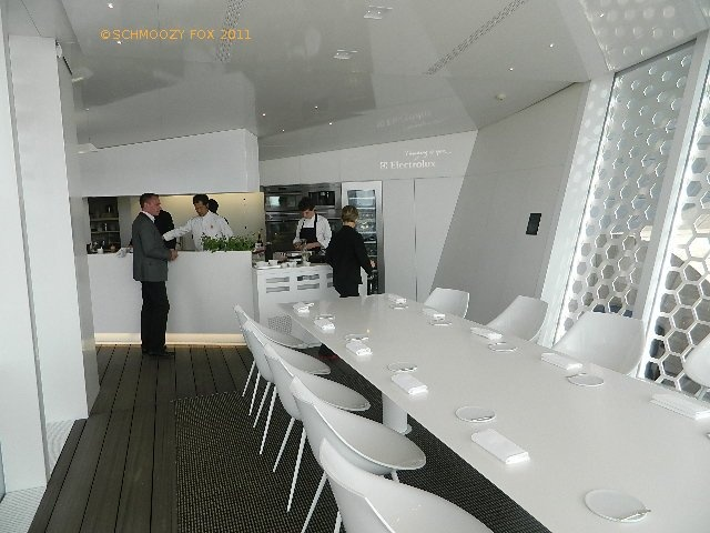 The Cube by Electrolux -- a funky, innovative concept of a mobile, roof-top restaurant, featured in the Funky Brand Interview™ series by Schmoozy Fox: http://www.schmoozyfox.com/2011/07/05/electrolux-takes-its-brand-strategy-to-new-heights-with-the-cube/