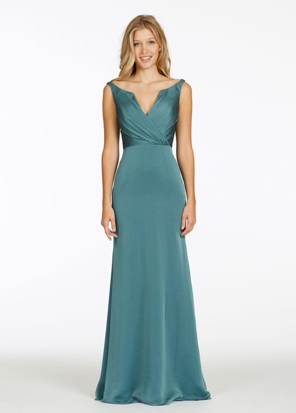 Bridesmaids and Special Occasion Dresses by Jim Hjelm Occasions - Style jh5425