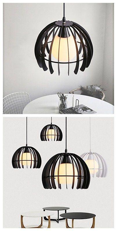 Modern Contemporary Metal Pendant Lights Living Room