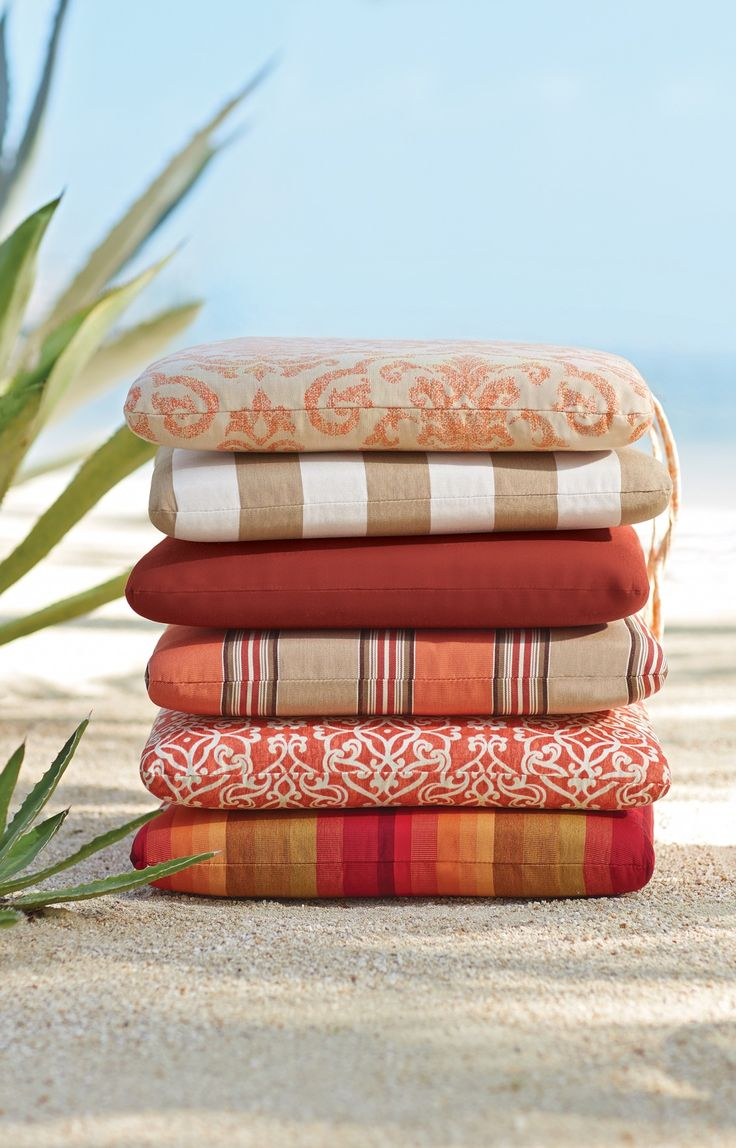Home Decorators Outdoor Cushions home depot up to 75 off select home decorators outdoor cushions Brighten Up A Porch Patio Or Deck With New Chair Cushions Our All