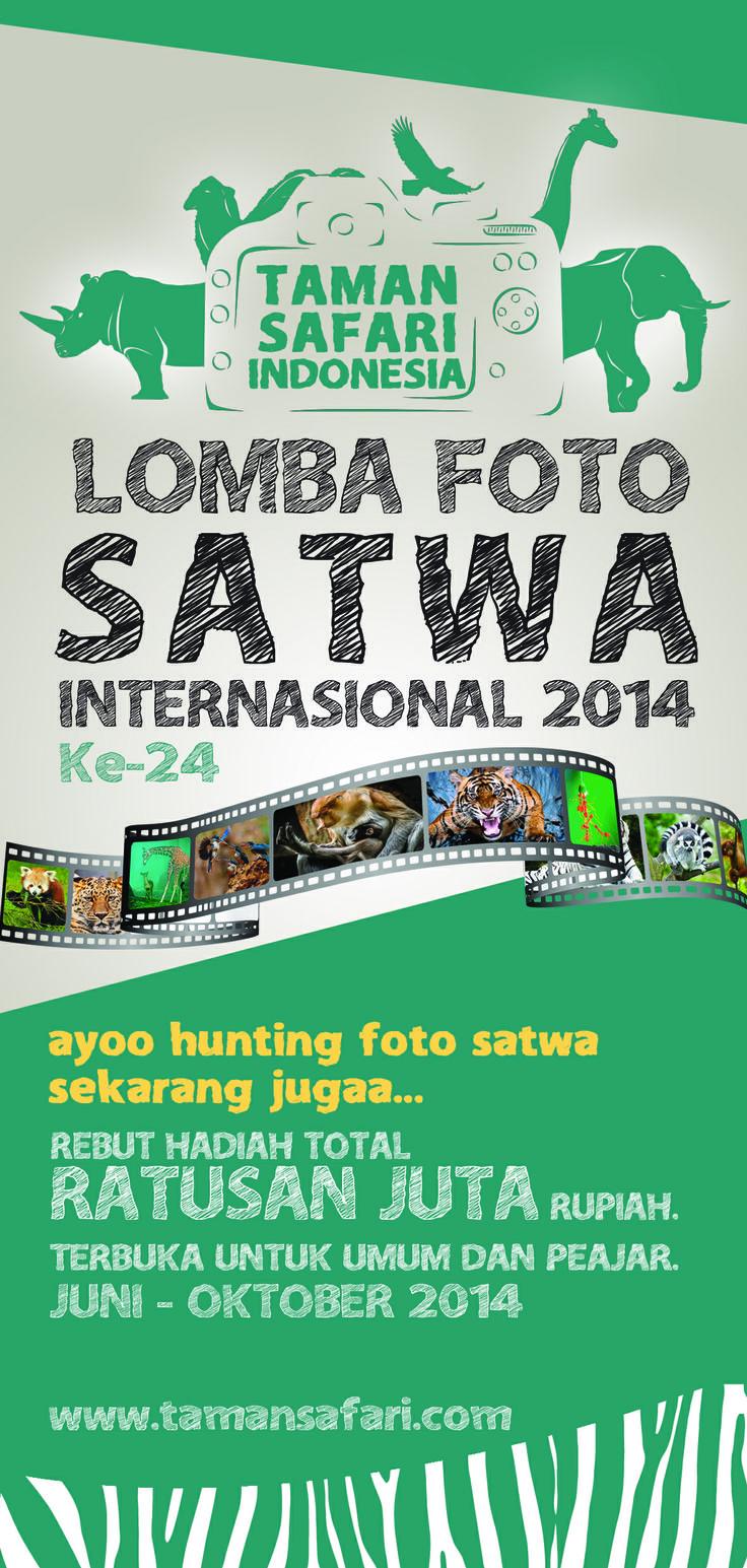 Follow International Photo Contest 2014...Terms and Condition please cek www.tamansafari2.com, #tamansafariindonesia