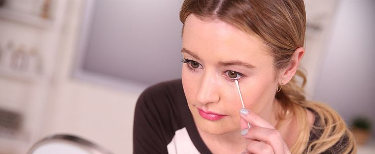 how to take off mascara without pulling out eyelashes