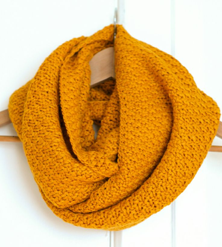 Coco Knit Infinity Scarf (more colors) | STYLE
