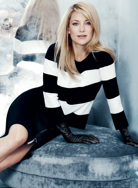 Kate Hudson - Anne Taylor photoshoot 2013