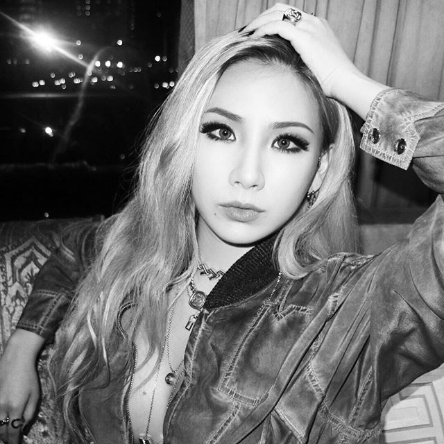 Even CL's Accessory Game Is the Baddest