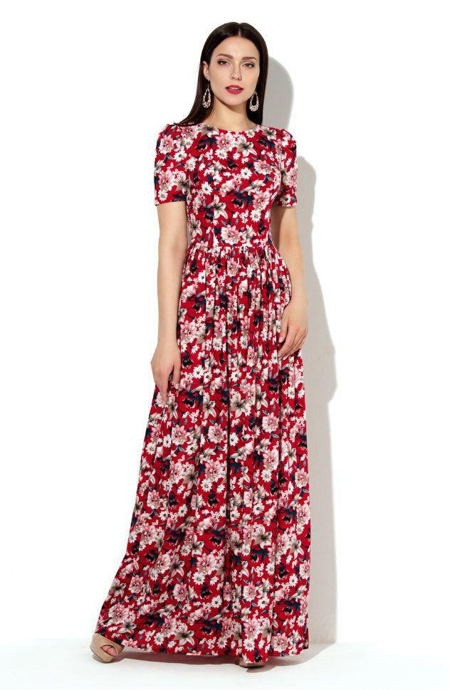 Сборка платья с отрезной юбкой