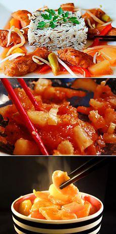 Кисло-сладкий соус для разных блюд / Простые рецепты