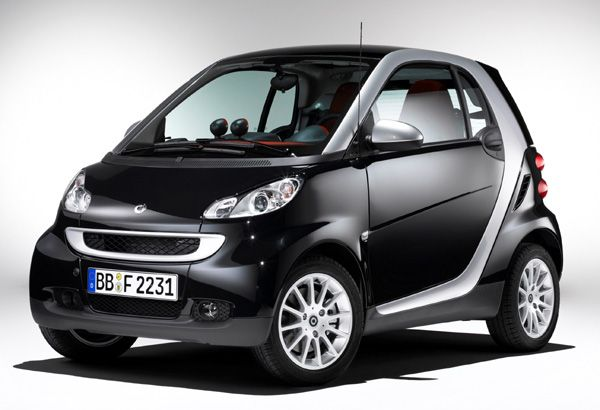 Smart fortwo own one mines ruby red