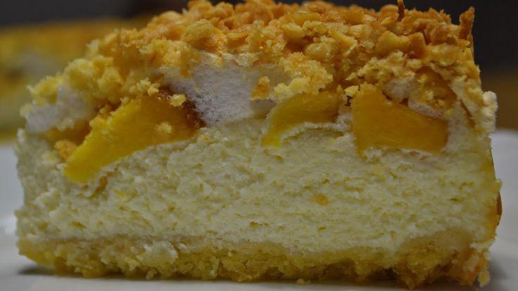 Творожный Пирог с Воздушной Пеной  | Очень Нежный!  | CHEESECAKE