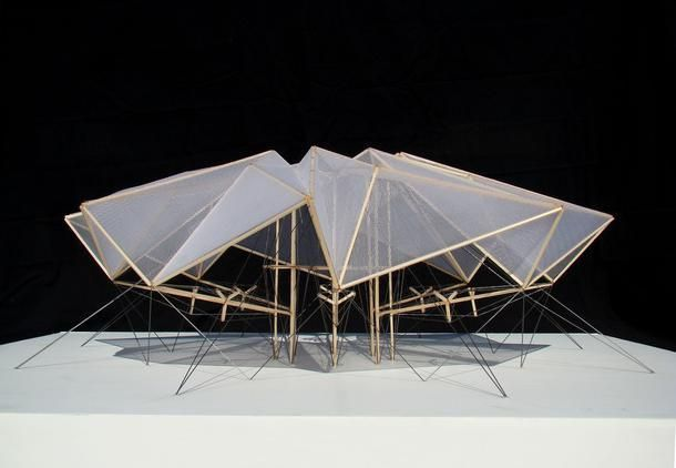 Space Frame Structures Enochliew Tension Compression By