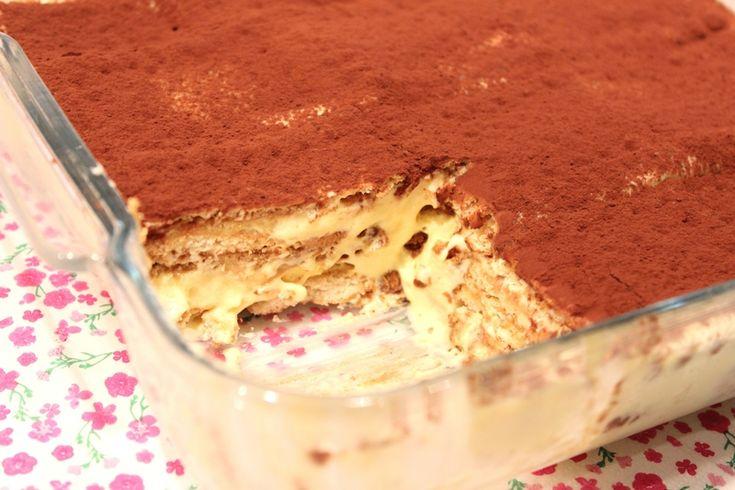 Tiramisu aux Petit-Beurre - Pour ceux qui aiment cuisiner !