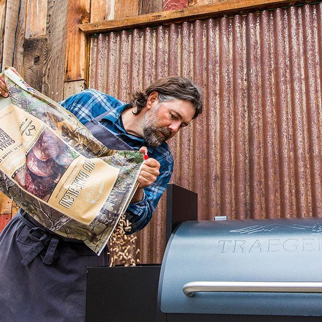 21 Best Images About Hardwood Traeger Grills On