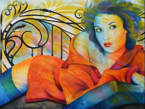 Jeannette Guichard-Bunel  - Music: Iyeoka * Simply Falling *