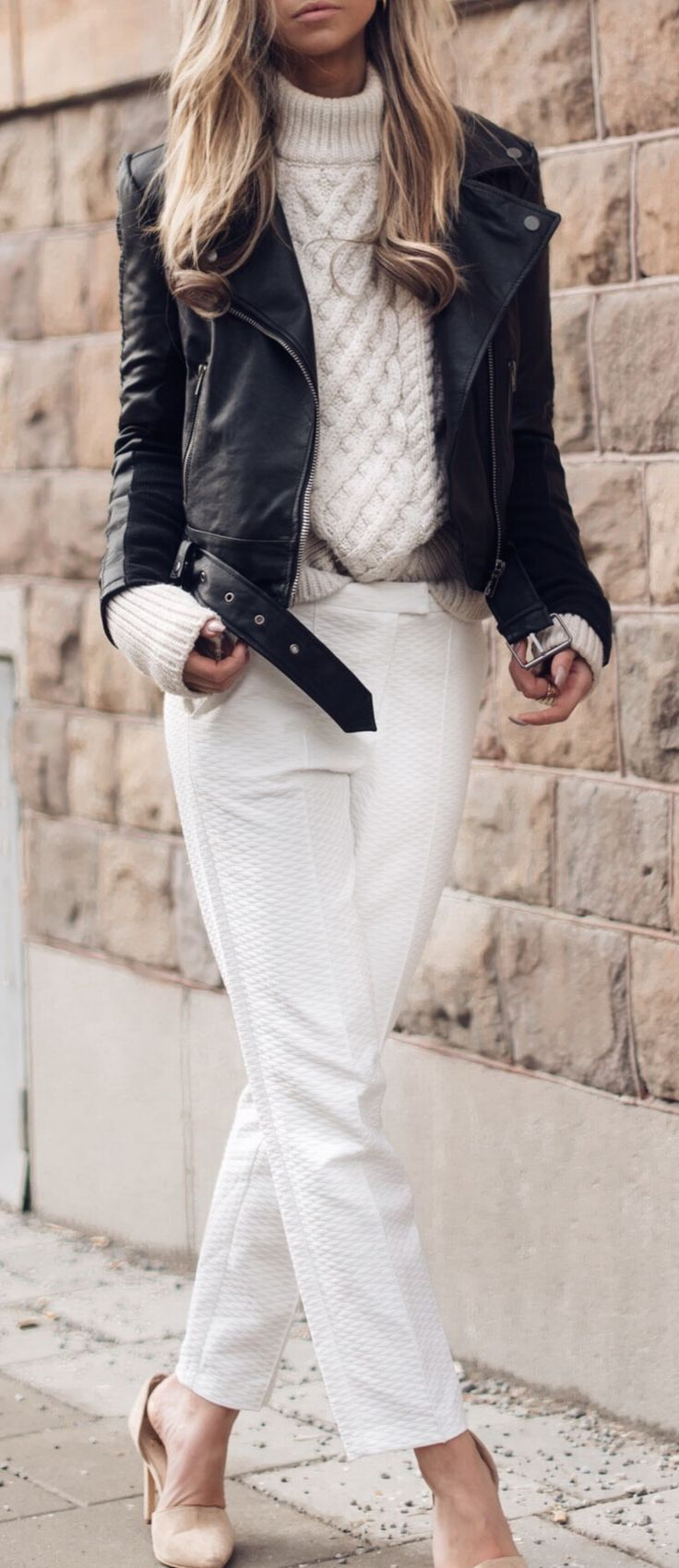 Structured Biker Jacket