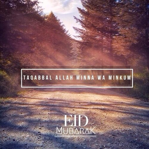 Eid Mubarak to our supporters!   Taqabbal Allah minna wa minkum. May Allah accept it from you and us.   We pray that Allah replaces your every sadness and difficulty with happiness and contentment starting today.  Ameen!  -TeamLOA www.lionofAllah.com