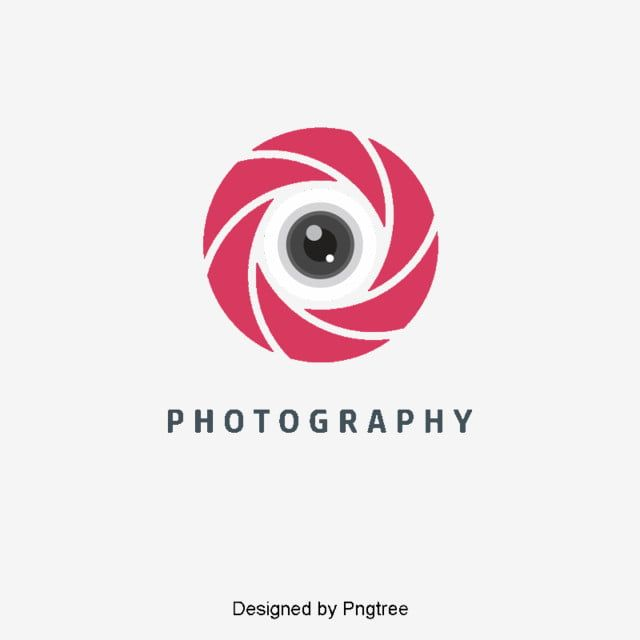 Red Camera Lens Vector Red Lens Photography Png Transparent Clipart Image And Psd File For Free Download In 2020 Camera Logos Design Lens Logo Camera Lens