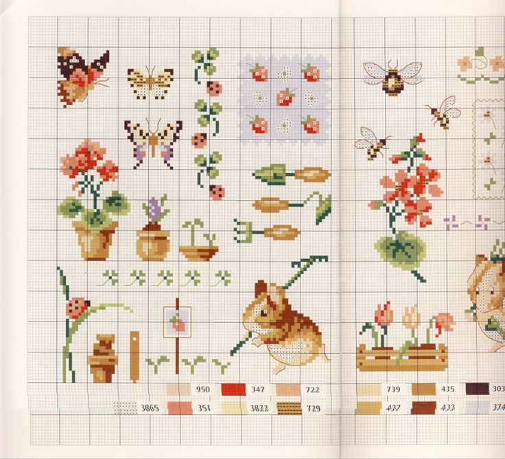 Gallery.ru / Фото #42 - Veronique Enginger. Le monde de Beatrix Potter…