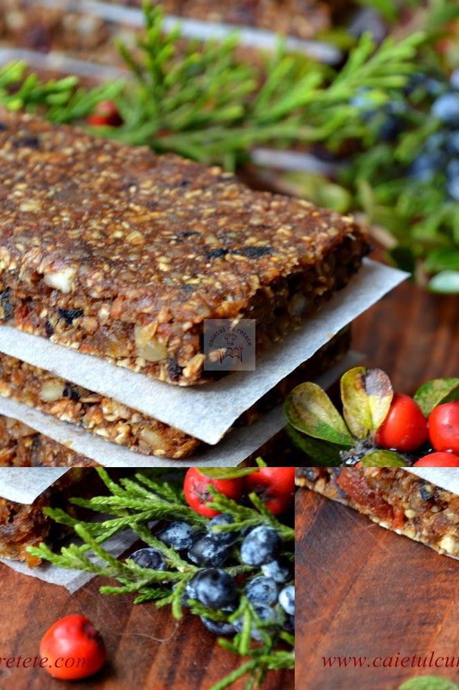 batoane energizante cu fructe si seminte raw-vegane