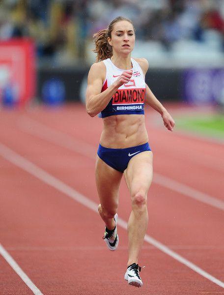 Emily Diamond - Athletics. 400m & 400m relay.