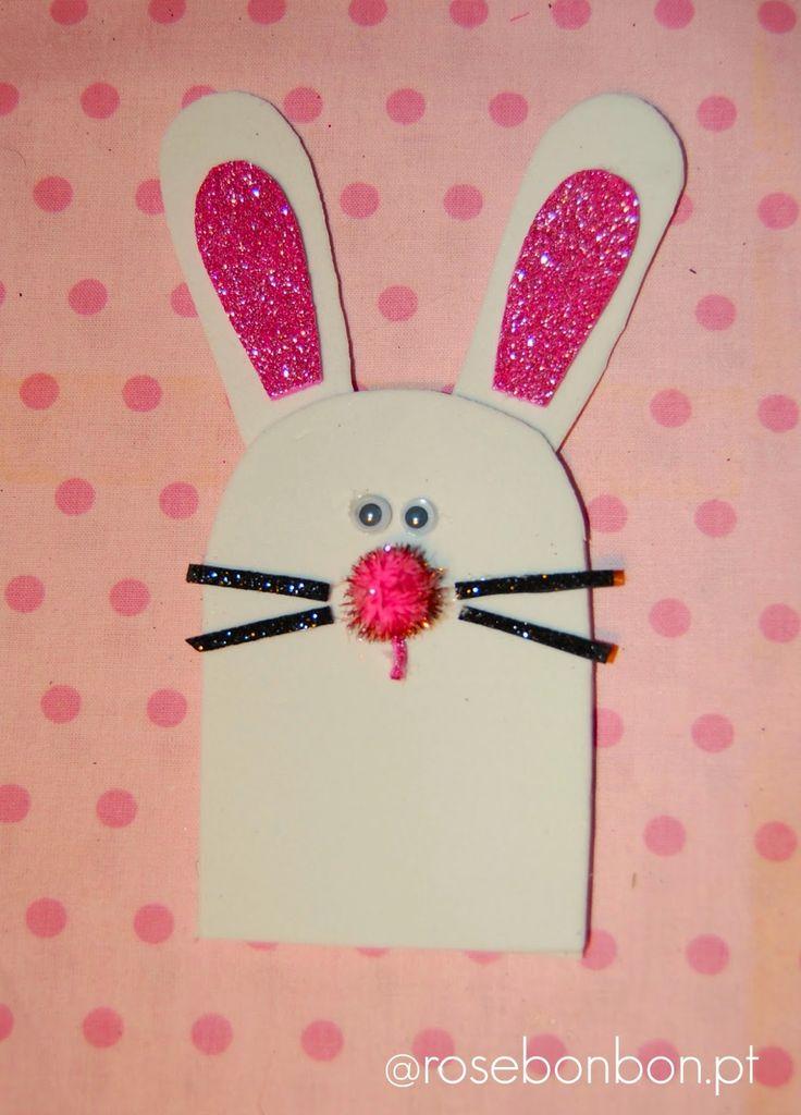 crafts de páscoa :: easter crafts