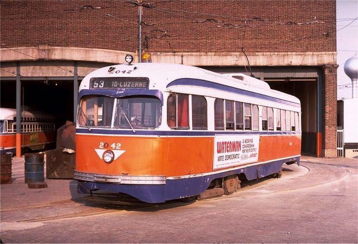 2042 at Luzerne, April 20, 1980 - Philadelphia