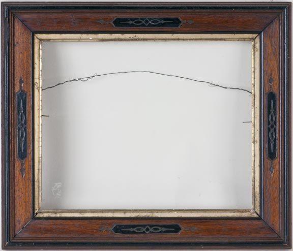 simplistic 1930's picture frame