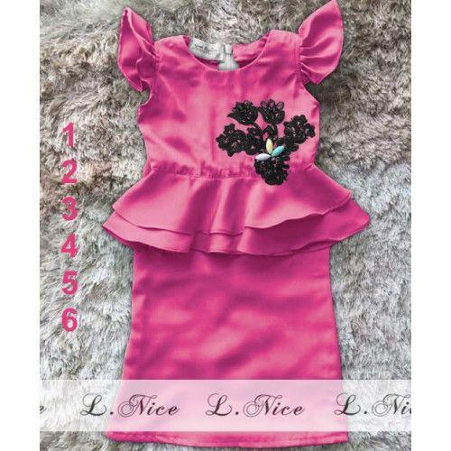 lnice blouse pink 15597