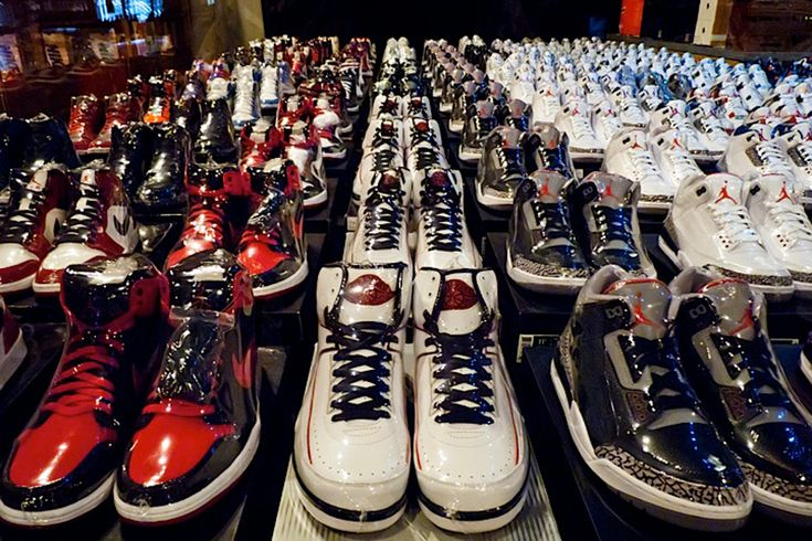 Largest Sneaker Collection