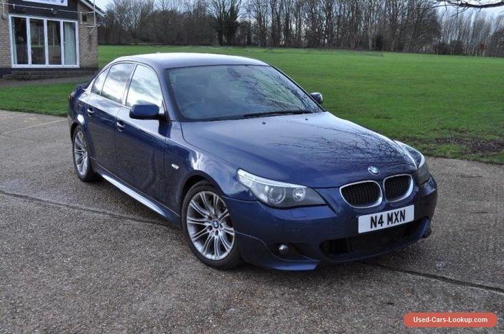BMW 535D M SPORT #bmw #sport #forsale #unitedkingdom