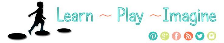Learn Play Imagine - Homeschool, Letter of the week, Tot school, preschool, Kindergarten, 1st grade, 2nd grade, Sensory Play, Indoor Play, Outdoor Play, Messy Play, games, small world play, imaginative play