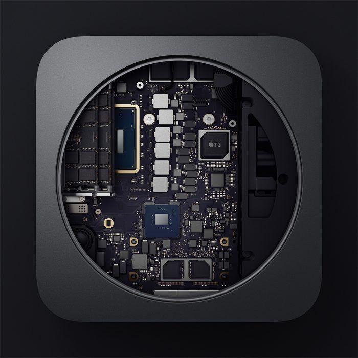 New Apple Mac Mini 2018 Precursor To The Upcoming Mac Pro 2019 Apple Mac Mini New Mac Mini Mac Mini