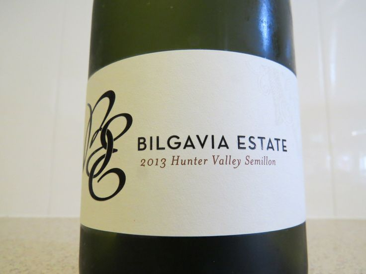 Bilgavia Estate Semillon 2013