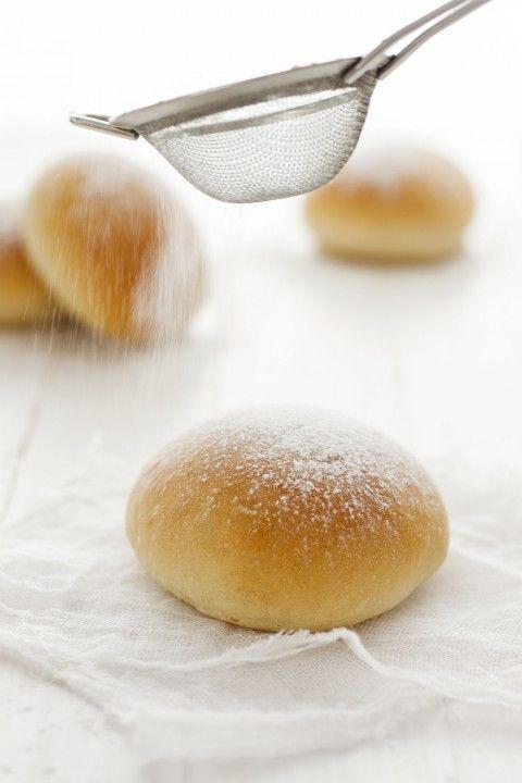 Brioches (sin huevo & sin leche)