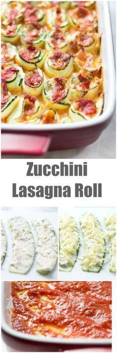 roll ricotta parmesan zucchini ricotta free zucchini stuffed zucchini ...