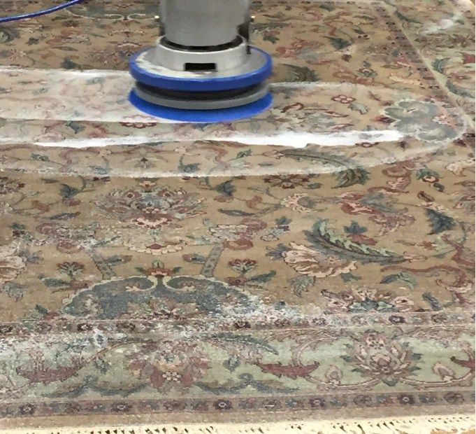 Rug Cleaning by Hand Boca Raton