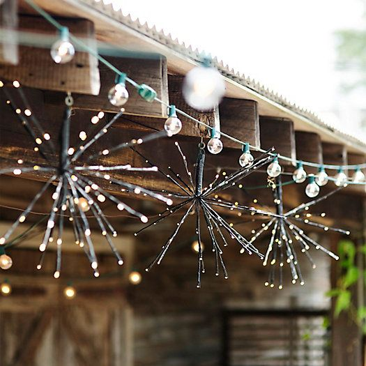 Target Outdoor String Lights Replacement Bulbs: 46 Best Images About Christmas Lighting On Pinterest