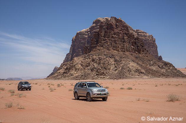Viajes y fotografía | Travel blog | Salvador Aznar: En el desierto de Wadi Rum