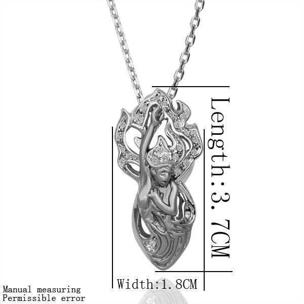Купить 18 K GP позолота ювелирные изделия ожерелье модное милый рисунок горный…