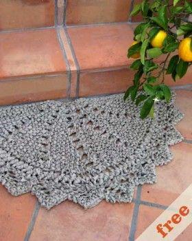 free rug pattern